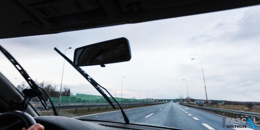 Autorijden met slecht weer